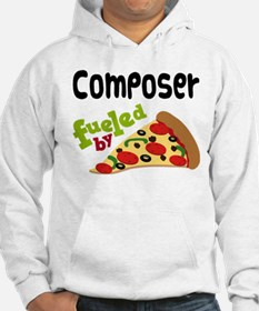 Composer Funny Pizza Hoodie