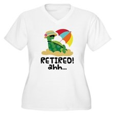 Retired Turtle Retirement Gift T-Shirt