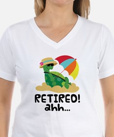 Retired Turtle Retirement Gift Shirt