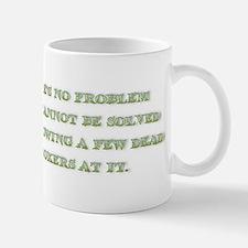 Dead Hookers (Wht) Mug