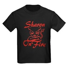Sharon On Fire T