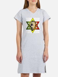 Judah Lion - Reggae Rasta! Women's Nightshirt
