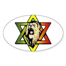 Judah Lion - Reggae Rasta! Decal