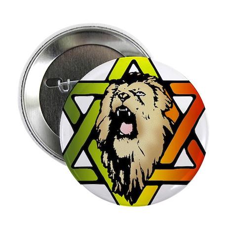 "Judah Lion - Reggae Rasta! 2.25"" Button"