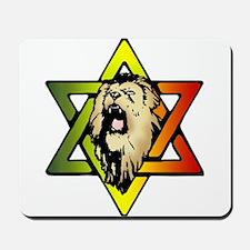 Judah Lion - Reggae Rasta! Mousepad