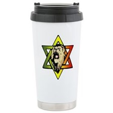Judah Lion - Reggae Rasta! Travel Mug