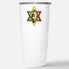 Judah Lion - Reggae Rasta! Travel Mug