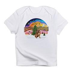 XMusic2 - Brussels (blk) Infant T-Shirt