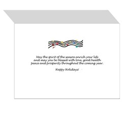 XMusic2 - Brussels (blk) Greeting Cards (Pk of 20)