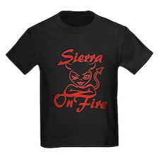 Sierra On Fire T