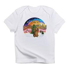 XM2-Dachshund (LH-Sbl) Infant T-Shirt