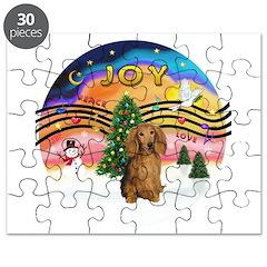 XM2-Dachshund (LH-Sbl) Puzzle