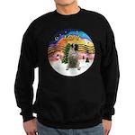 XMusic2-BullMastiff Sweatshirt (dark)