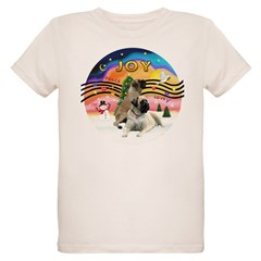 XM2-Two Bull Mastiffs T-Shirt
