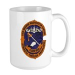USS GEORGE WASHINGTON CARVER Large Mug
