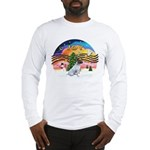 XMusic2-JackRussell6 Long Sleeve T-Shirt