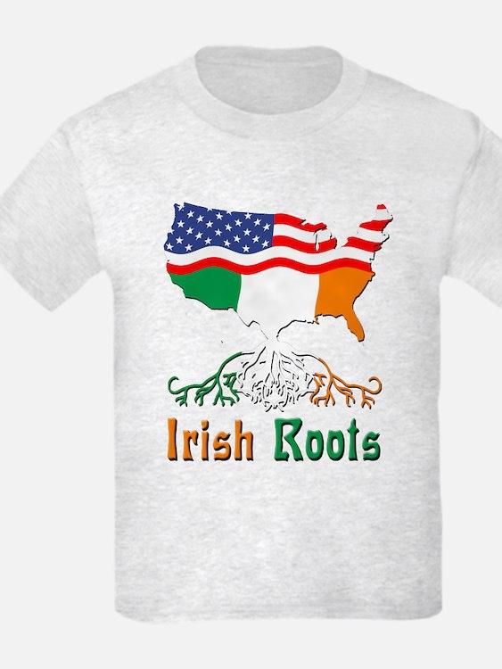 American Irish Roots T-Shirt