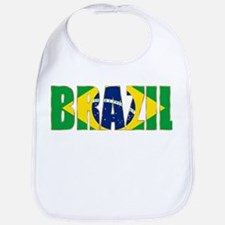 Brazil Logo Bib