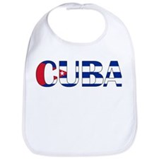 Cuba Logo Bib