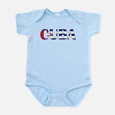 Cuba Logo Infant Bodysuit