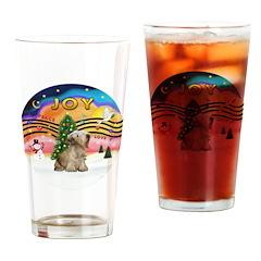 XMusic2-Cesky T (mstd) Drinking Glass