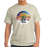 XMusic2-Cesky T (slt) Light T-Shirt