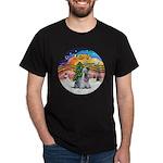 XMusic2-Cesky T (slt) Dark T-Shirt