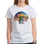 XMusic2-Cesky T (slt) Women's T-Shirt