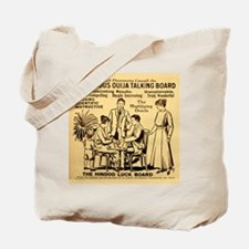 Vintage ouija talking board Ad Tote Bag