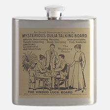 Vintage ouija talking board Ad Flask
