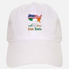 American Irish Roots Baseball Baseball Cap