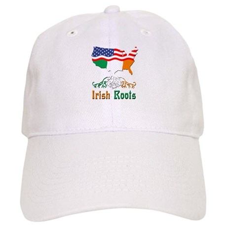 American Irish Roots Cap