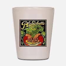Vintage Ouija planchette Shot Glass