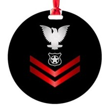 Navy PO2 Master at Arms Ornament
