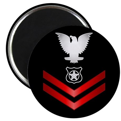 Navy PO2 Master at Arms Magnet