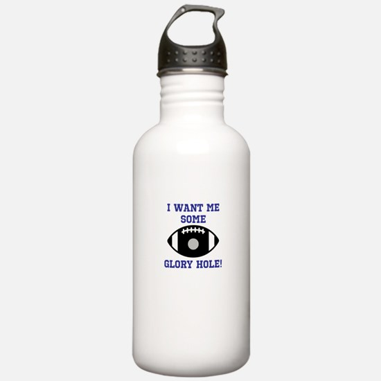 Glory Hole Water Bottle
