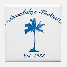 Ahwatukee Foothills Est.1988 Tile Coaster