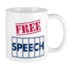 Free Speech Mug