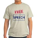 Free Speech Light T-Shirt