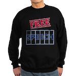 Free Speech Sweatshirt (dark)