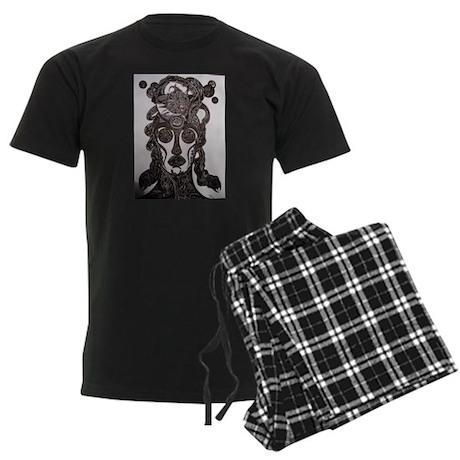 Destiny Men's Dark Pajamas