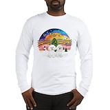 Bichon frise Long Sleeve T-shirts