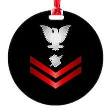 Navy PO2 Personnelman Ornament