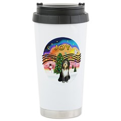 XMusic2 - Beardie (gry) Travel Mug