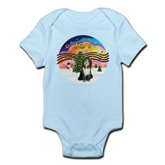 XMusic2 - Beardie (gry) Infant Bodysuit