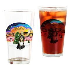 XMusic2 - Beardie (gry) Drinking Glass