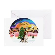XMusic2 - Beagle Greeting Card