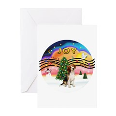XMusic2 - Beagle Greeting Cards (Pk of 20)