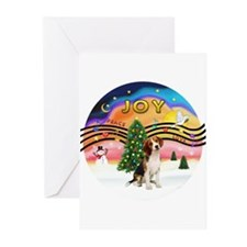 XMusic2 - Beagle Greeting Cards (Pk of 10)