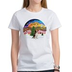 XMusic2 - Beagle Women's T-Shirt